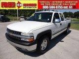 2002 Summit White Chevrolet Silverado 1500 LS Extended Cab 4x4 #54684217