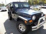 2006 Midnight Blue Pearl Jeep Wrangler SE 4x4 #54683922