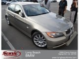 2008 Platinum Bronze Metallic BMW 3 Series 335i Sedan #54683909