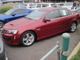 2009 Sport Red Metallic Pontiac G8 GT #54739058
