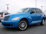 2008 Surf Blue Pearl Chrysler PT Cruiser Limited Turbo #5428307
