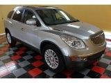 2008 Platinum Metallic Buick Enclave CXL AWD #54738760