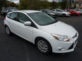 2012 Oxford White Ford Focus SE 5-Door #54738439
