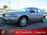 1999 Platinum Gray Metallic Buick Century Custom #54738974