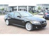 2011 Black Sapphire Metallic BMW 3 Series 328i Sedan #54738700