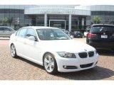 2011 Alpine White BMW 3 Series 335i Sedan #54738696