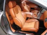 2003 Aston Martin Vanquish Interiors