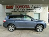 2012 Shoreline Blue Pearl Toyota Highlander Limited 4WD #54738371