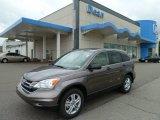 2011 Urban Titanium Metallic Honda CR-V EX 4WD #54738923