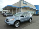 2011 Glacier Blue Metallic Honda CR-V SE 4WD #54738922