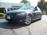 2009 Jet Black BMW 3 Series 335xi Sedan #54738364