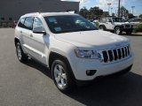 2012 Jeep Grand Cherokee Stone White