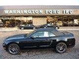 2011 Ebony Black Ford Mustang V6 Premium Convertible #54738640