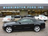 2011 Ebony Black Ford Mustang GT Convertible #54738638