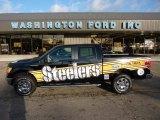 2011 Ebony Black Ford F150 XLT SuperCrew 4x4 #54738634