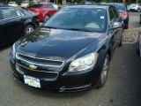 2012 Black Granite Metallic Chevrolet Malibu LT #54738296