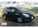 2012 Black Toyota Sienna LE AWD #54738264