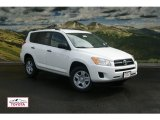 2011 Super White Toyota RAV4 I4 4WD #54738260