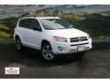 2011 Super White Toyota RAV4 Sport 4WD #54738258