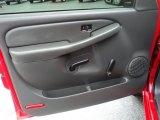 2006 Chevrolet Silverado 1500 Z71 Regular Cab 4x4 Door Panel