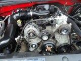 2006 Chevrolet Silverado 1500 Z71 Regular Cab 4x4 4.3 Liter OHV 12-Valve Vortec V6 Engine