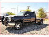 2004 Chevrolet Silverado 3500HD LS Extended Cab 4x4 Chassis Data, Info and Specs