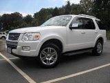 2010 Ford Explorer White Platinum Tri-Coat