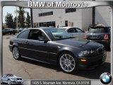 2006 Sparkling Graphite Metallic BMW 3 Series 330i Coupe #54738584