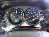 2008 Chevrolet Silverado 1500 LT Extended Cab Gauges