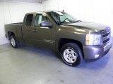 2008 Desert Brown Metallic Chevrolet Silverado 1500 LS Extended Cab #54738794