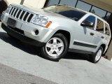 2006 Bright Silver Metallic Jeep Grand Cherokee Laredo #54738549