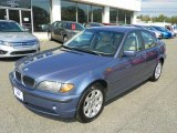 2003 Steel Blue Metallic BMW 3 Series 325xi Sedan #54738534