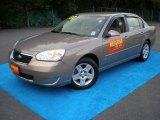 2007 Amber Bronze Metallic Chevrolet Malibu LT Sedan #54738531