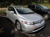 2006 Galaxy Gray Metallic Honda Civic Hybrid Sedan #54738515
