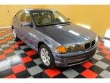 2001 Steel Grey Metallic BMW 3 Series 325xi Sedan #54791859