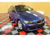 2008 Montego Blue Metallic BMW 3 Series 328i Convertible #54791854