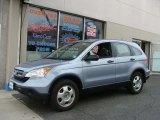 2009 Glacier Blue Metallic Honda CR-V LX 4WD #54791943