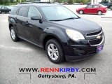 2011 Black Granite Metallic Chevrolet Equinox LT AWD #54791847