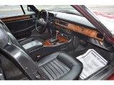 1988 Jaguar XJ Interiors