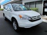 2011 Taffeta White Honda CR-V EX-L #54791693