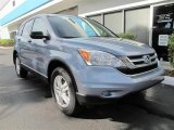 2011 Glacier Blue Metallic Honda CR-V EX #54791692