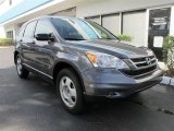 2011 Polished Metal Metallic Honda CR-V LX #54791686