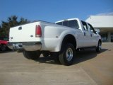 Oxford White Ford F350 Super Duty in 2001