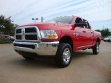 2012 Flame Red Dodge Ram 3500 HD ST Crew Cab 4x4 #54791885
