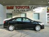 2012 Attitude Black Metallic Toyota Camry LE #54809605