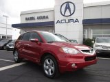 2008 Moroccan Red Pearl Acura RDX  #54809549
