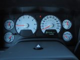 2008 Dodge Ram 1500 Big Horn Edition Quad Cab Gauges
