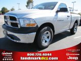 2012 Bright Silver Metallic Dodge Ram 1500 ST Regular Cab #54815169