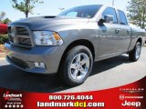 2012 Mineral Gray Metallic Dodge Ram 1500 Sport Quad Cab #54815160