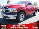2012 Flame Red Dodge Ram 1500 ST Regular Cab #54815157